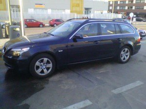 Serie 5 Touring
