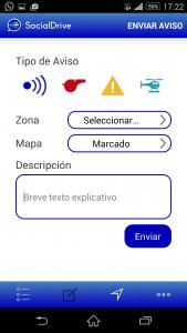 Captura pantalla Nueva Social Drive