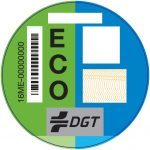 Distintivo ambiental dgt - ECO