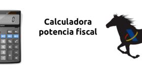 calculadora potencia fiscal