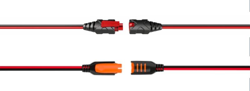 cargador bateria moto - Conectores CTEK y NOCO