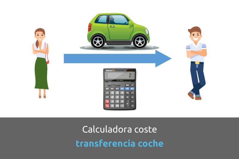 Cabecera calcular precio transferencia coche