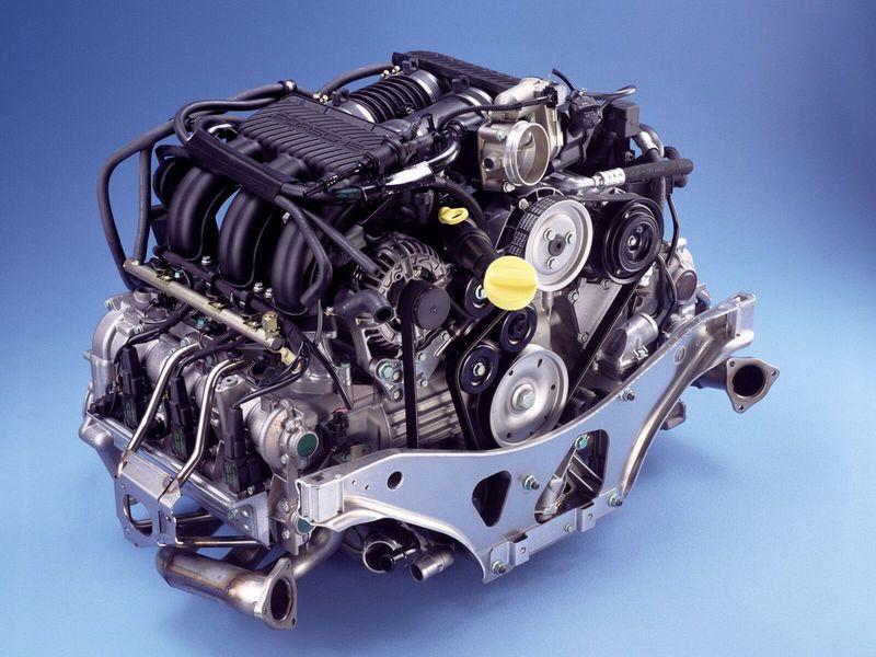 problema motor porsche - motor Porsche M96